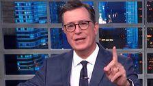 Colbert Gives Trump A Reminder Of His Own Ugly History: 'Racism Is Your Brand!'