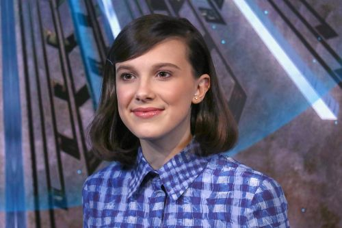 Millie Bobby Brown has a crush on Penn Badgley's creepy 'You' stalker