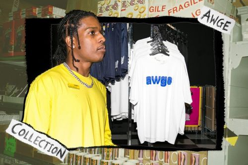 Items From A$AP Rocky's AWGE x Selfridges Bodega Pop-Up Are Now Available Online