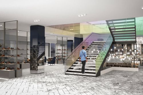 Saks Fifth Avenue to create huge men's luxury-shoe department
