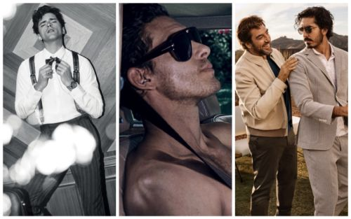 Week in Review: Sean O'Pry for Vogue Korea, Tom Ford & Ermenegildo Zegna Campaigns + More