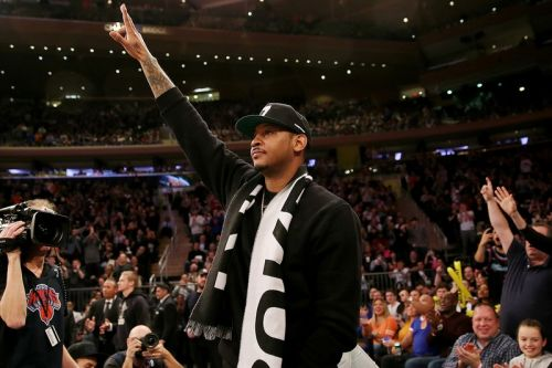 Carmelo Anthony Reportedly Signs With Portland Trail Blazers