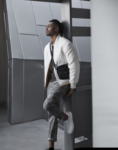 D'Angelo Russell Inspires in Bloomingdale's Mix Masters Fall '19 Campaign