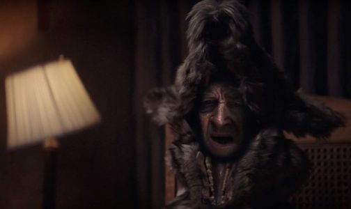 David Lynch plays a storytelling wolf in Flying Lotus's new video
