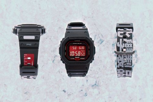 Chemist Creations Experiments with Casio G-SHOCK's DW-5600 Watch