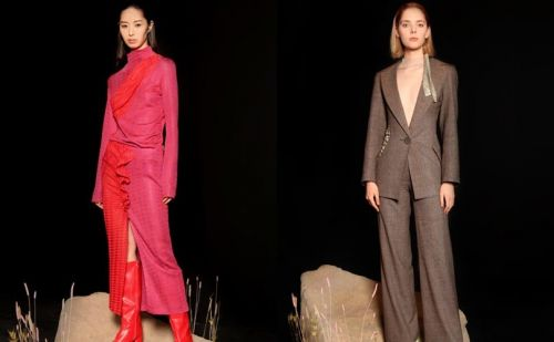 LFW: Five Minutes With. Miló Maria