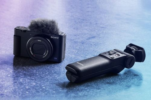 Sony Makes Vlogging Easy With New ZV-1 Camera
