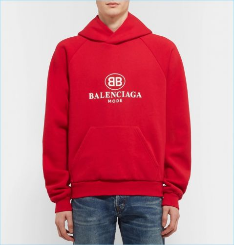 Just In: Mr Porter's Exclusive Balenciaga Capsule Collection