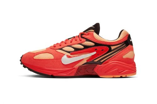"Nike's Air Ghost Racer ""Bright Crimson/Black"" Is an Ode to the New York City Marathon"
