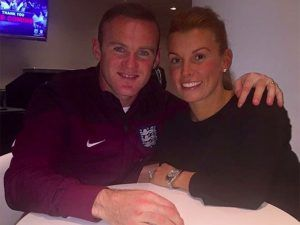 Coleen And Wayne Rooney Announce The Arrival Of Their Fourth Child