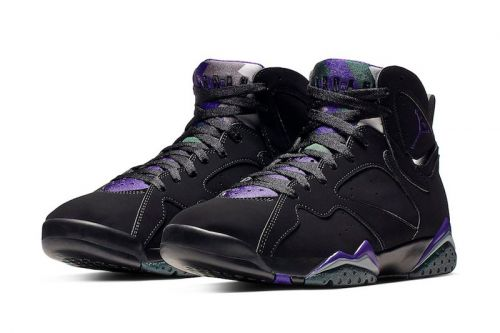 "Air Jordan 7 ""Ray Allen"" Release Details Have Arrived"