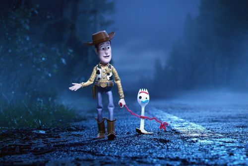 Review: 'Toy Story 4' is funny and moving - but it's subpar Pixar