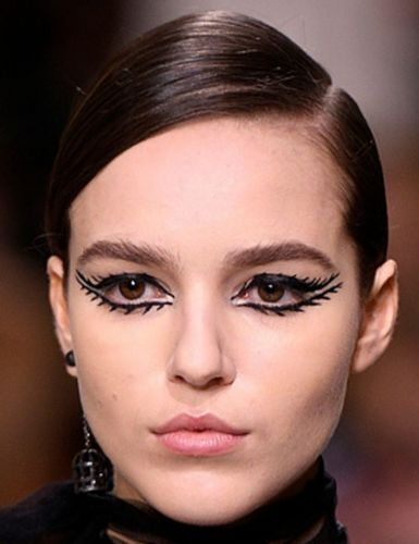 Painted Lashes by Dior Makeup Creative and Image Director Peter Phillips