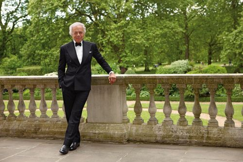 Ralph Lauren will be first American designer knighted by the Queen