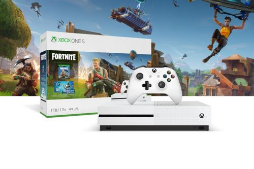 A Purple 'Fortnite' Themed Xbox One S Has Leaked