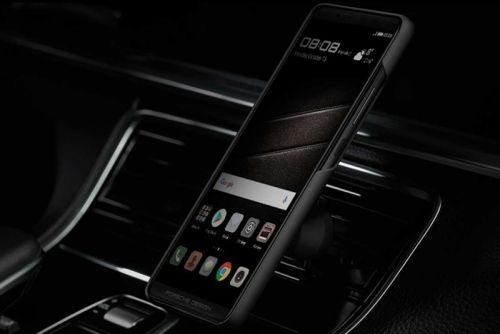 Porsche Design Teams up With Huawei for Sleek New Smartphone