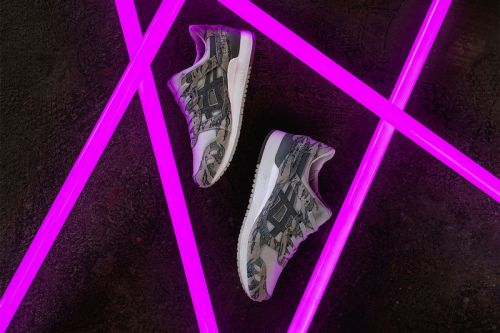 Solebox & atmos Join Forces for Celebratory ASICSTIGER GEL-Lyte III