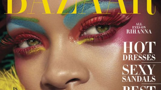 Rihanna Is Nothing Short of Breathtaking on the May 2019 Cover of 'Harper's Bazaar'