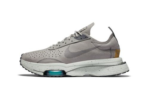 """Nike N. 354's Air Zoom Type Introduced in """"College Grey"""""""