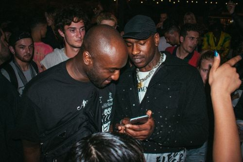 Watch Virgil Abloh and Skepta party at Miami Art Week