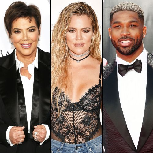 Kris Jenner Hints Khloe Kardashian and Tristan Thompson Could Have Baby No. 2 After Rekindling Romance