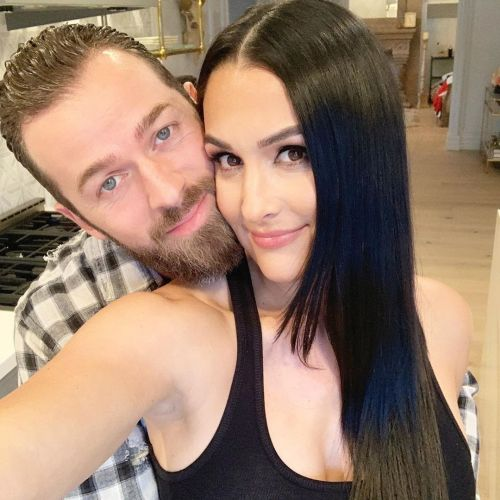 'Total Bellas' Star Nikki Bella Gives Birth, Welcomes Baby No. 1 With Fiance Artem Chigvintsev