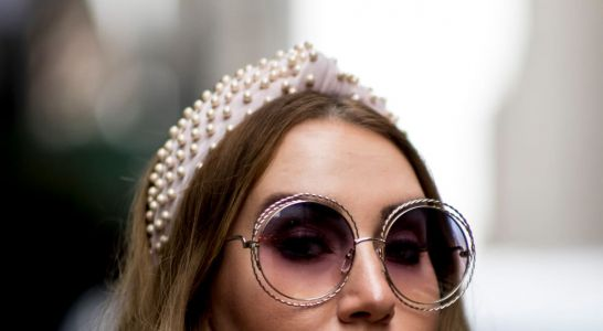 21 Beyond-Basic Headbands to Perch on Your Head Like a Tiara
