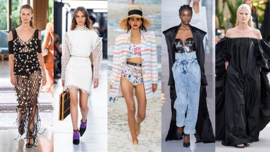 11 Top Trends from Paris Fashion Week Spring 2019