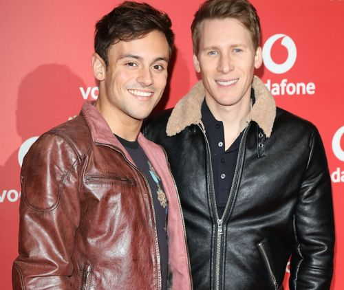 Tom Daley and Dustin Lance Black Announce They're Expecting Their First Child