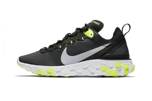 Your First Look at Nike's React Element 55 Model