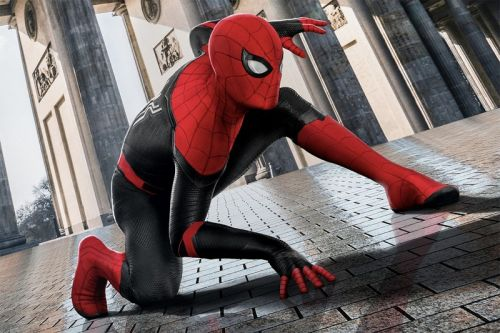 Iron Man Lives on in New 'Spider-Man: Far from Home' Poster