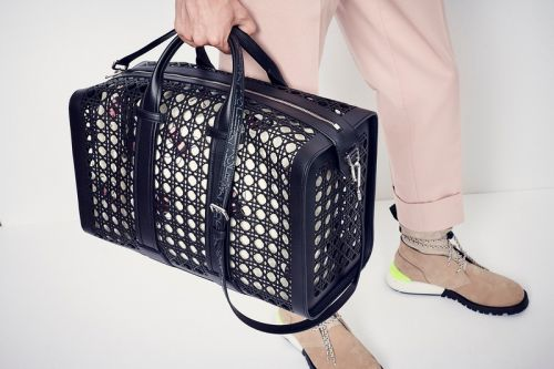 Dior Revives Archive Cannage Print With Weekend & Shopper Bags for SS19