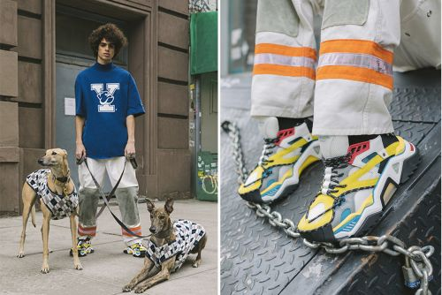 A Closer Look at Raf Simons' Sneakers for CALVIN KLEIN 205W39NYC
