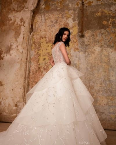 It's your time to Bloom - GEORGES HOBEIKA Bridal Ready-To-Wear