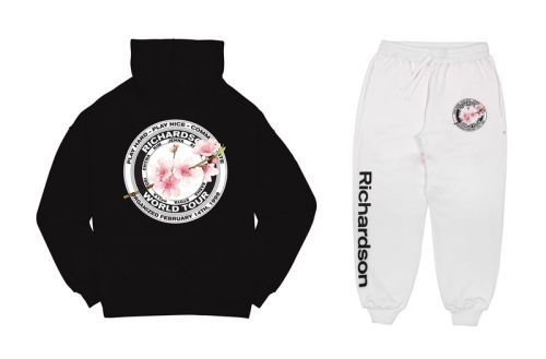 Richardson Celebrates Cherry Blossom Season With Graphic Capsule Collection