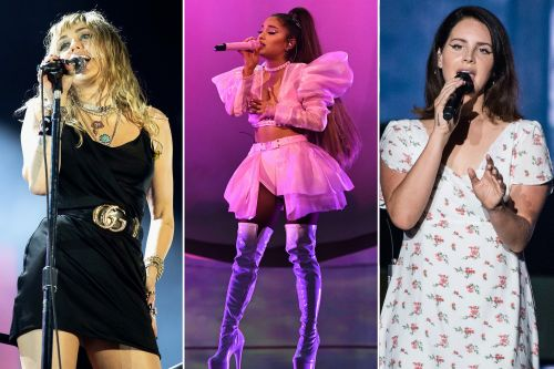 Ariana Grande, Miley Cyrus and Lana Del Rey team for 'Charlie's Angels'