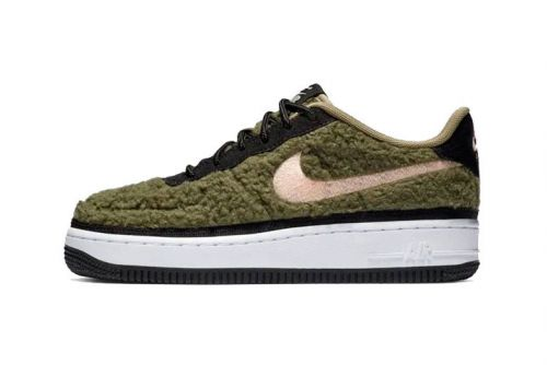 Nike Air Force 1 Preps for Winter With a Shearling Upgrade