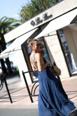 BLUE IN CANNES