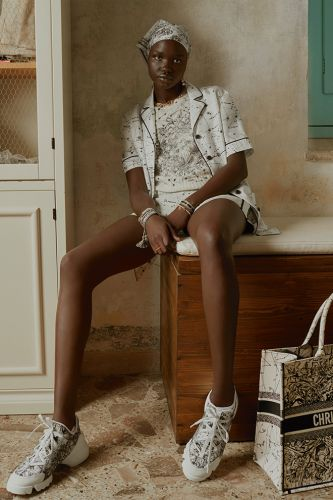 "Dior Presents ""Chez Moi"", It's First-Ever Capsule Collection Dedicated To Loungewear"