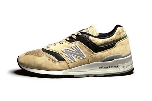 "Thisisneverthat Taps New Balance for M997 ""PFU II"" Trainer & Clothing Capsule"