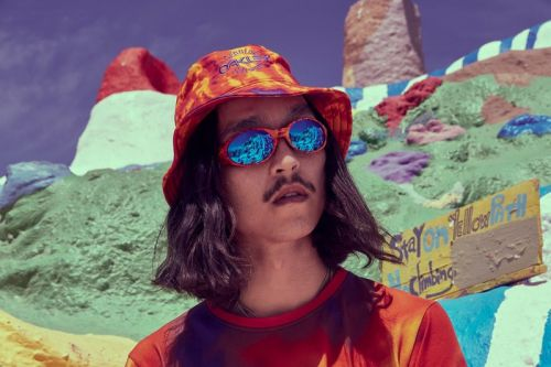 Oakley and size? Come Together for a Psychedelic Capsule