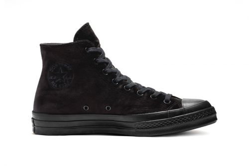 Converse Offers a Premium Take on the Chuck 70 Velvet High Top