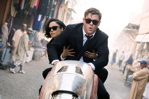 'Men in Black: International' is an unfunny buddy-cop flop