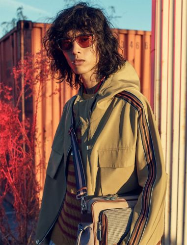 David Yang, Erik Van Gils + More Sport Neutrals for Zara Spring '19 Campaign