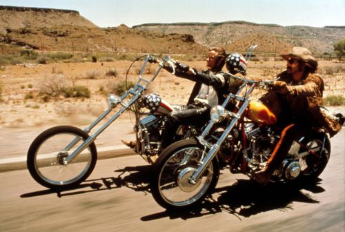 'Easy Rider' turns 50: Secrets of the counterculture classic
