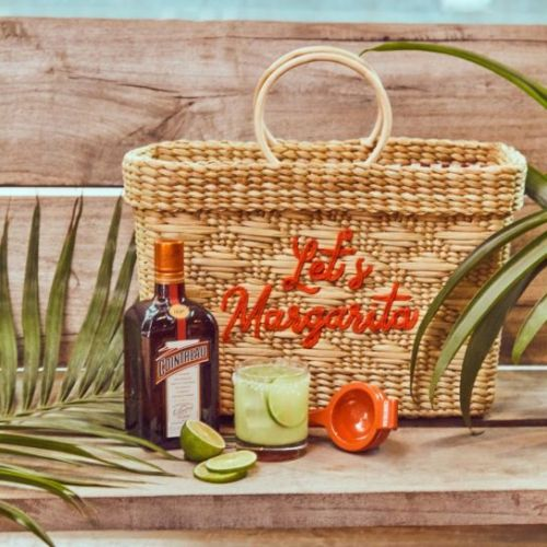 Poolside Bags Launches 'Let's Margarita' Tote with Cointreau