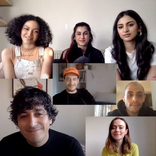 What went down in Dazed's SELF PUBLISHED Zoom sessions with Calvin Klein