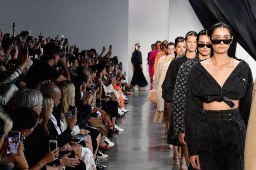 Watch the Sally LaPointe Runway Show Live