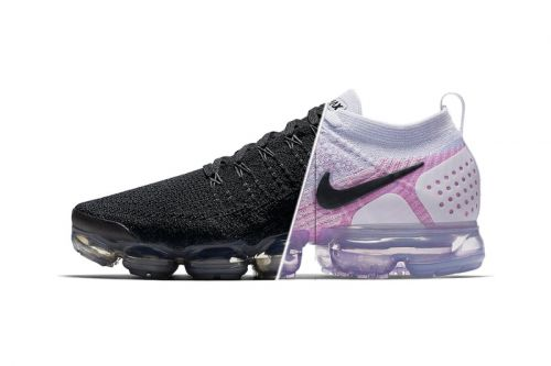 "Nike's Air VaporMax 2.0 To Release in ""Black/White"" & ""Hydrogen Blue"" Colorways"