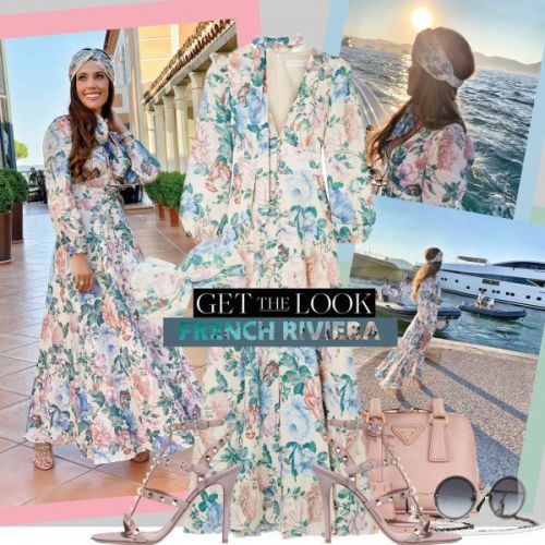 My Look: French Riviera